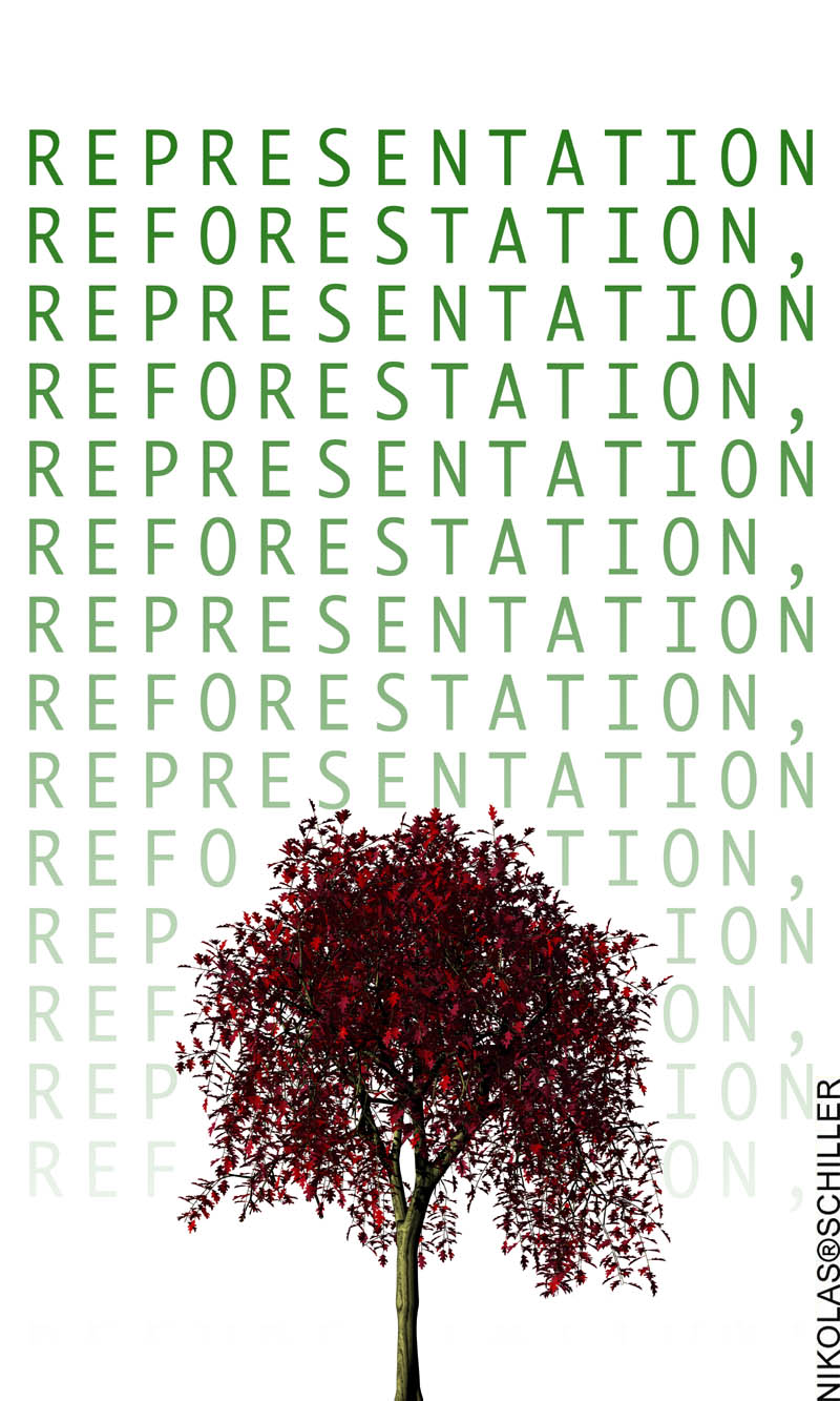 My Urban Tree Project Submission: Representation, Reforestation
