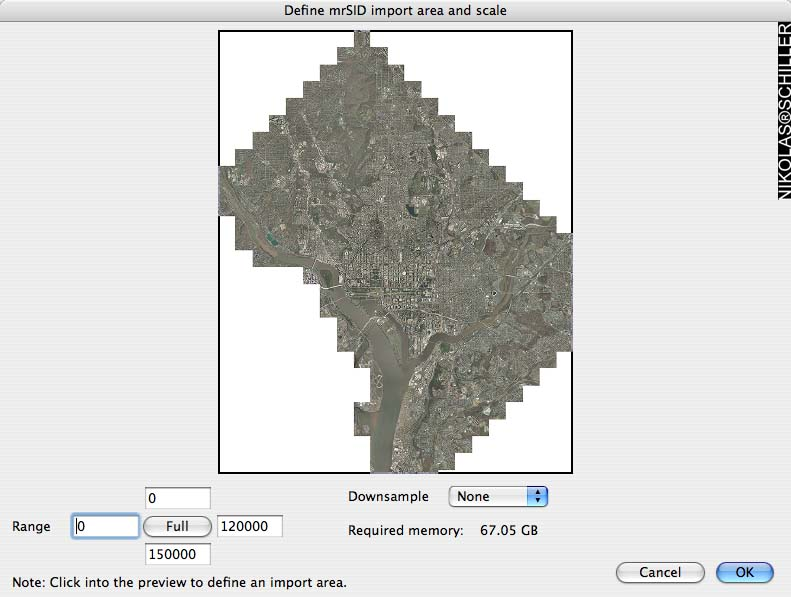 Screen grab from https://www.nikolasschiller.com/blog/wp-admin/post-new.phpGraphic Converter showing the entire dataset of the 2008 Washington, DC Orthophotography