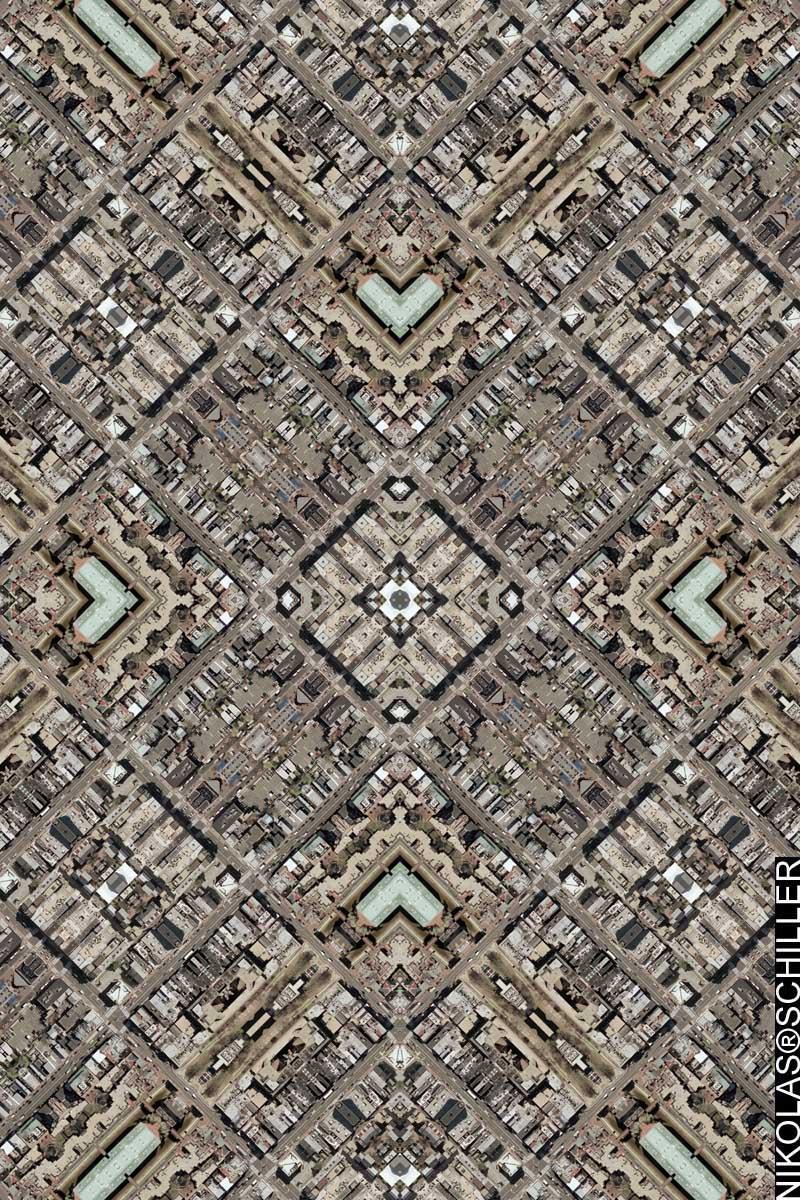 Georgetown Quilt Number 5 by Nikolas R. Schiller