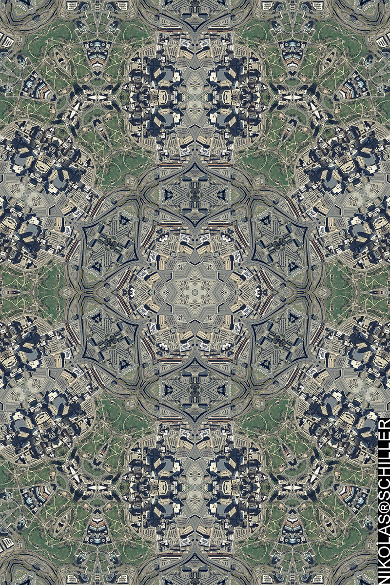 Hartford Quilt by Nikolas Schiller