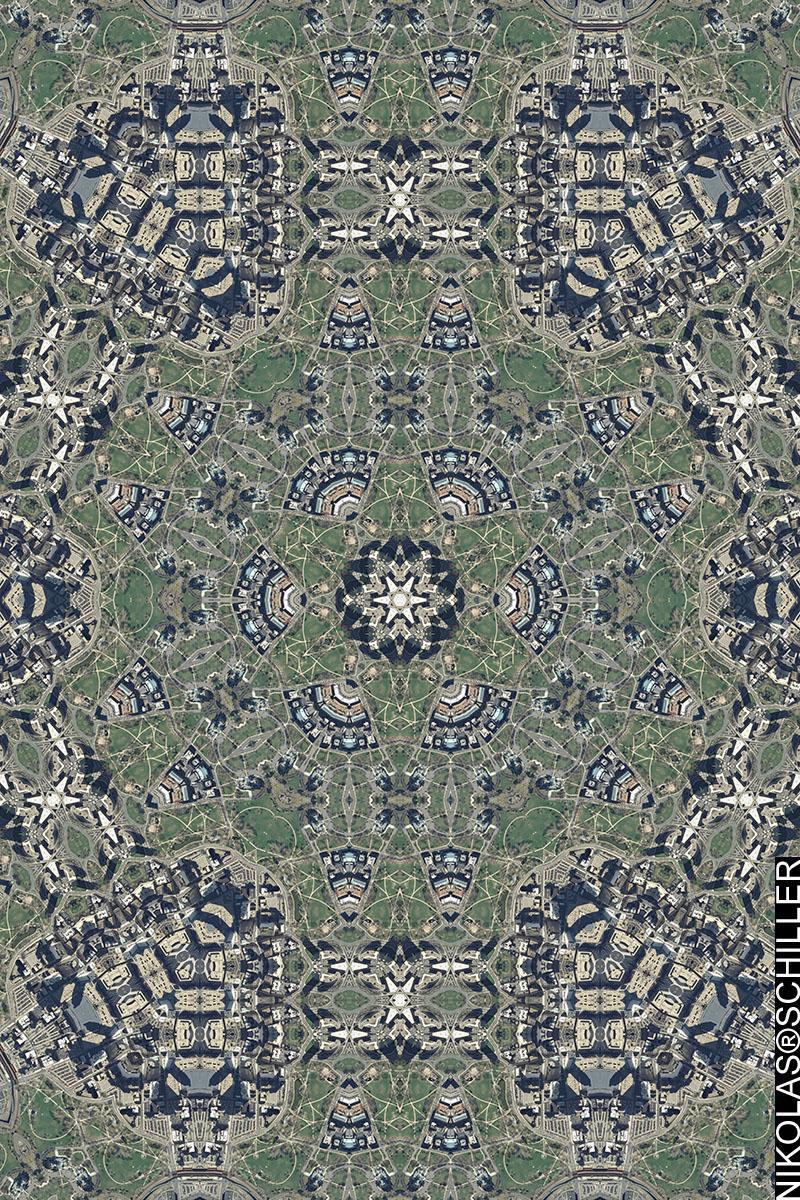 Hartford Quilt #2 by Nikolas Schiller
