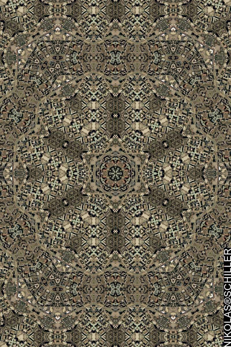 Harvard Quilt Number 3 by Nikolas R. Schiller