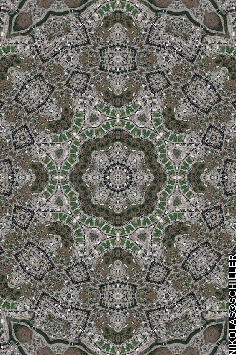 Montpelier Quilt #2 by Nikolas Schiller