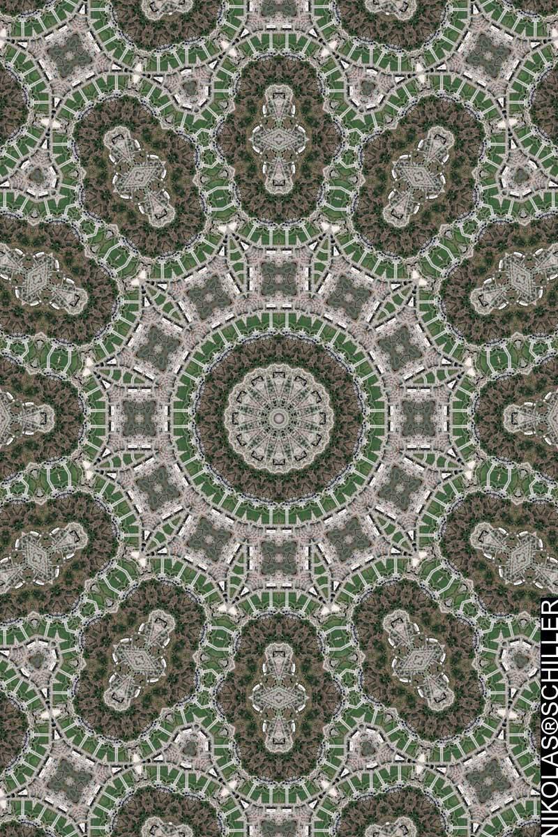 Montpelier Quilt #3 by Nikolas Schiller