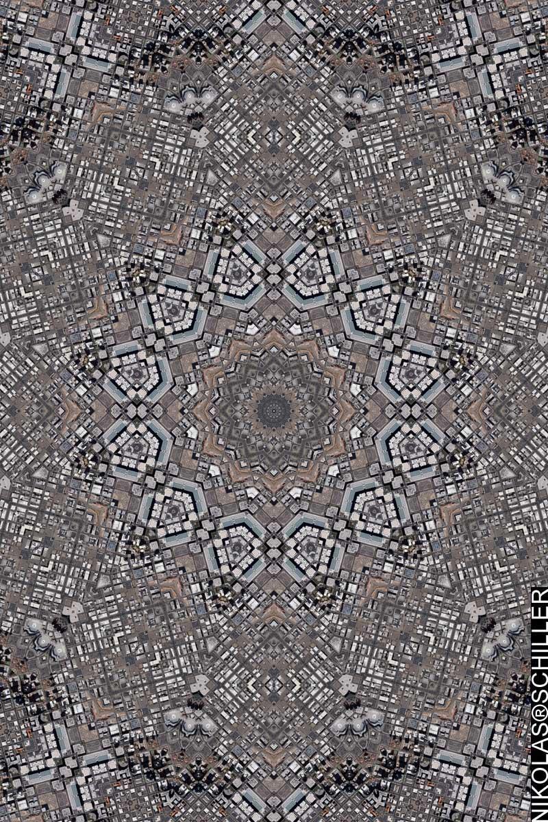 Phoenix Quilt 2 by Nikolas R. Schiller