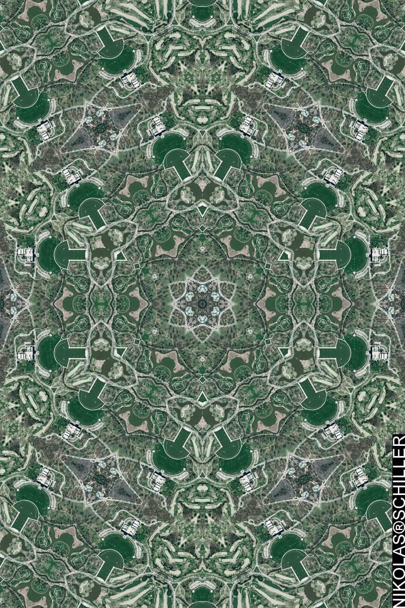 Saint Louis Art Museum Quilt by Nikolas R. Schiller